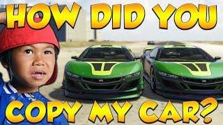 CAR CLONE TROLLING IN GTA 5 ONLINE! (GTA 5 Mods)