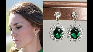 Kate Middleton's Jewellery Box