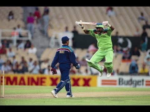 Rare India V Pakistan World Cup 1992 Classic Full Drama Hq Extended Highlights