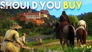 Should You Buy Kingdom Come Deliverance - An Honest Review...