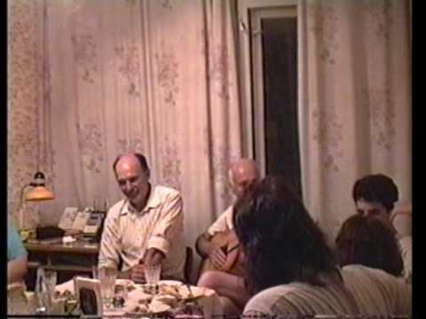 Russian Dinner Party