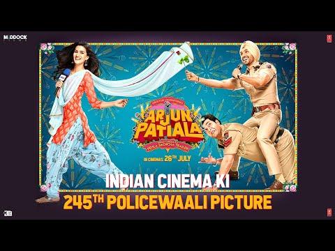 Indian Cinema Ki 245th Policewaali Picture | Arjun Patiala | Diljit, Kriti, Varun| Dinesh V