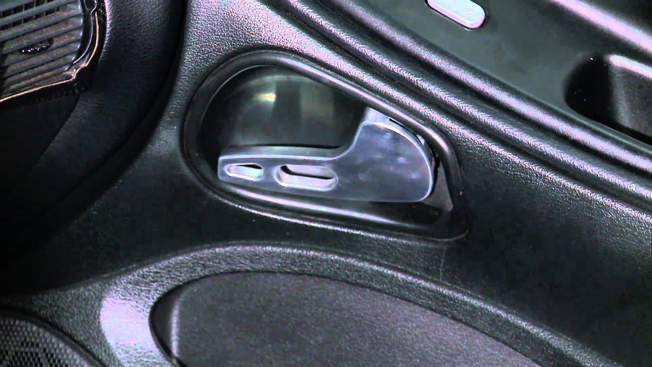 Mustang Polished Billet Interior Door Handles 94 04 All Review