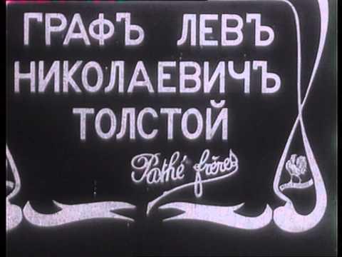 Документальный фильм о Толстом