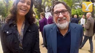 SALUDOS DEL FAMOSO DIRECTOR SILVIO CAIOZZI / FESTIVAL DE CINE #FICVIÑA2018 #CHILE #VIÑADELMAR
