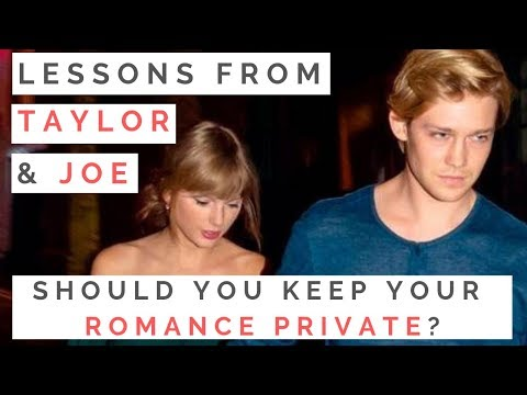 DATING & SOCIAL MEDIA: Pros & Cons Of Keeping Your Romance Private—Lessons From Taylor Swift & Jo