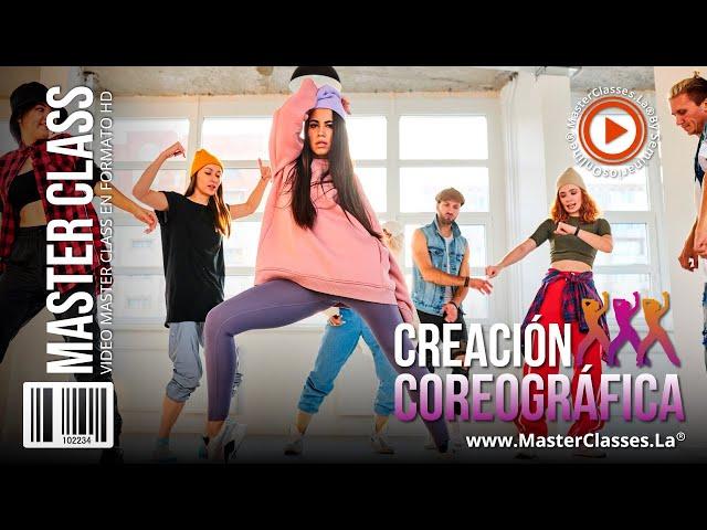 Creación Coreográfica - Como crear una coreografía espectacular.