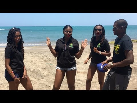 Team Awesome Presents - Treasure Beach & Bluefields ft Jamaica Climate Change Youth Council (JCCYC)