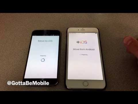 how to use move to ios in iphone