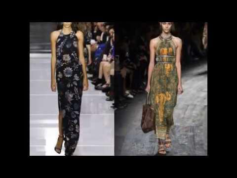 5f271a9374b Модные сарафаны 2017 года  последние тенденции - YouTube