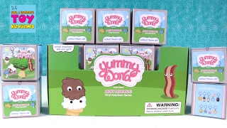 Yummy World Most Delicious Keyring Blind Box Opening Toy Review | PSToyReviews