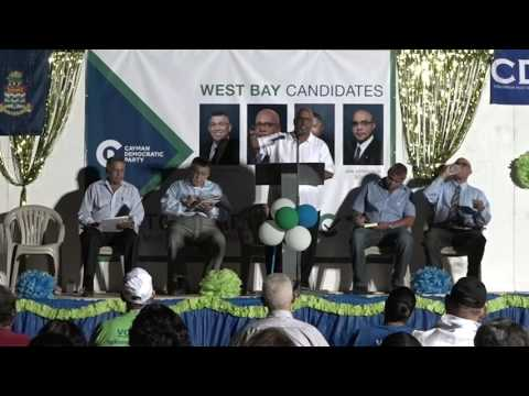 CDP Public Meeting in West Bay