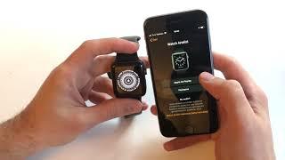 Apple Watch Seri 3 Kurulumu