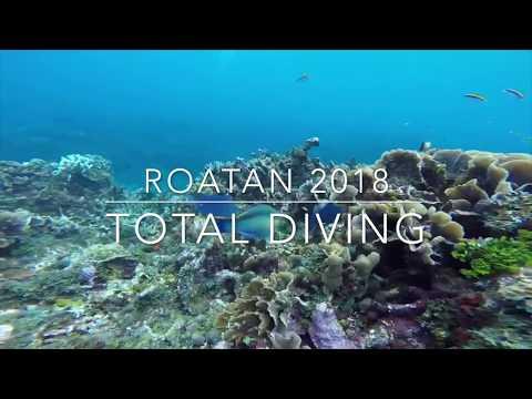 Roatan 2018 - Total Diving - Montreal Scuba