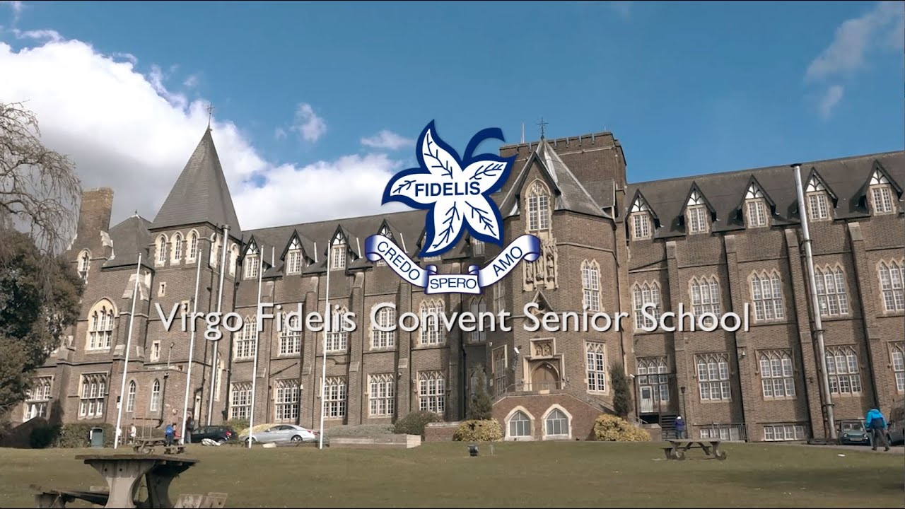 Virgo Fidelis Sixth Form Welcome Video - YouTube