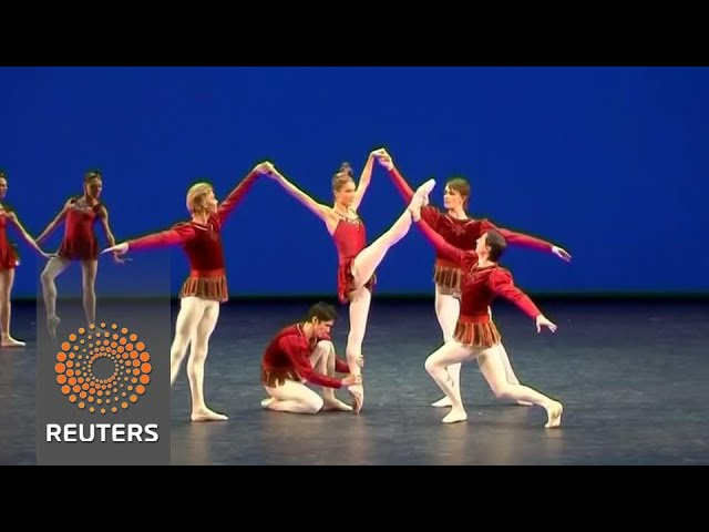 Three top ballet troupes share stage for 50th year of 'Jewels'