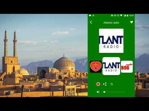 Persian Radio Live (Iranian online mobile application for android) / رادیو فارسی آنلاین