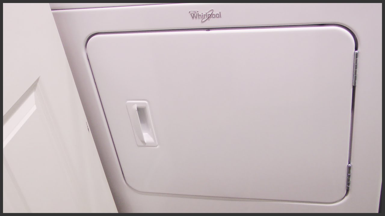 Maytag dryer hinge opens wrong way how to reverse youtube.