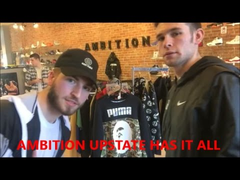 AMBITION UPSTATE HAS IT ALL