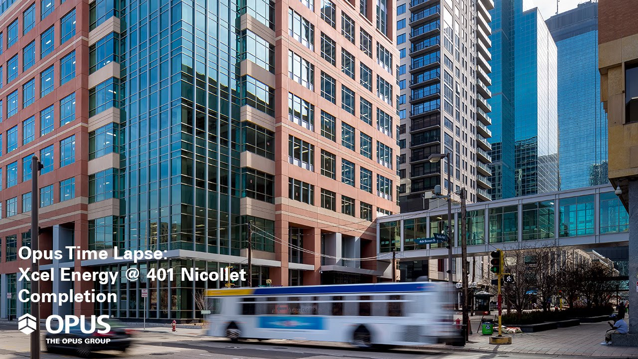 08a6cf4c8ec Opus understood our vision for our downtown headquarters and worked  diligently to bring this vision to life. The new Xcel Energy office space  supports our ...