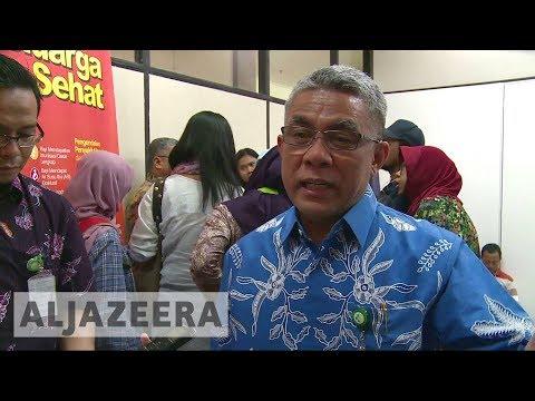 Indonesia admits slow response to Papua's health crisis