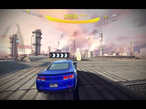 Asphalt 8  Airborne : what aircraft carriers should be used for
