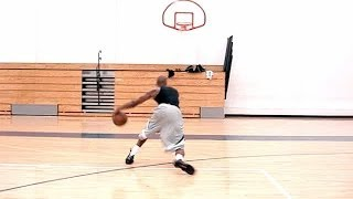 Carmelo Anthony Quick-Hands-Up Crossover Pullup Jumper | @DreAllDay