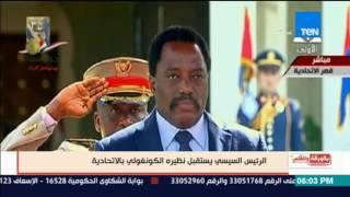 فيديو..نشأت الديهي: يجب على مصر الاستفادة من نهر الكونغو