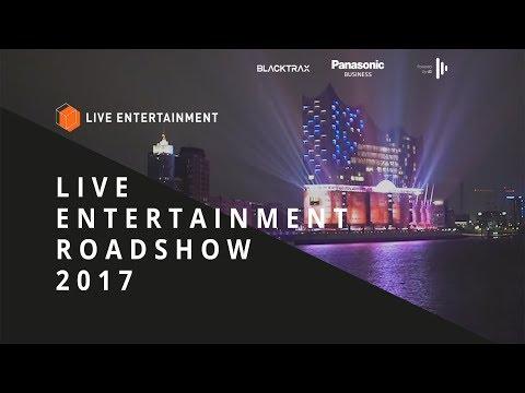 LIVE ENTERTAINMENT ROADSHOW 2017