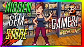 **HIDDEN GEM** Retro Game Store!! Charity Shop Game Hunt