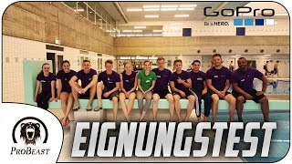 GoPro Edit - EIGNUNGSTEST SPORTHOCHSCHULE KÖLN 2016 (German Sports University Cologne)