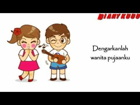 Janji Suci - Yovie And Nuno [animasi Lyrics]