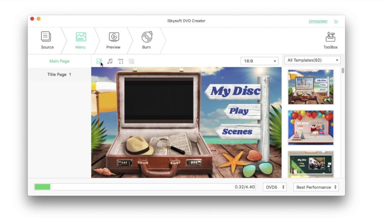 MOV to DVD Mac: How to Burn MOV to DVD on Mac (macOS High