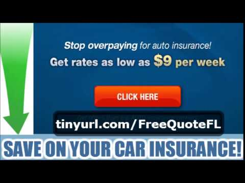Cheap Car Insurance Florida Cheap Car Insurance