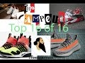THE TOP 16 OF 2016, the good the bad the best. Who won a fresh pair of bred 1's?????
