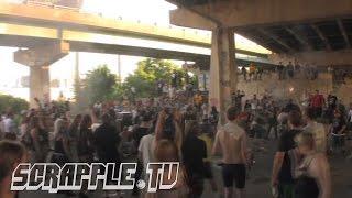 Badluck 13 (Tire Fire) Riot [Live] FDR Skate Park [Philadelphia, PA] Philly Punx Picnic