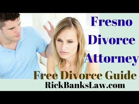Fresno Divorce Attorney | Family Law Attorney Fresno - Rick Banks - 559-222-4891