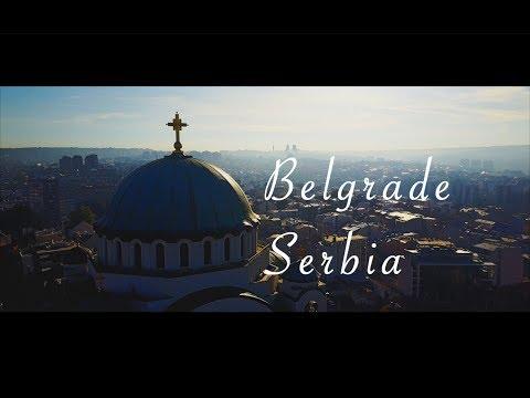 Belgrade 2017 City Trip | Beograd | Serbia | Srbija | DJI Mavic Pro