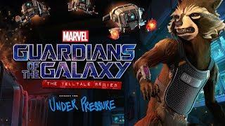 Guardianes de la Galaxia The Telltale Series -  Episodio 2 - Episodio Completo Español Sub. 1080p