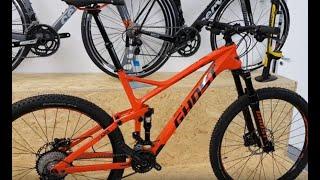 Ghost Slamr 3 7 LC U 27 5R Fullsuspension Mountain Bike 2018 Riot red