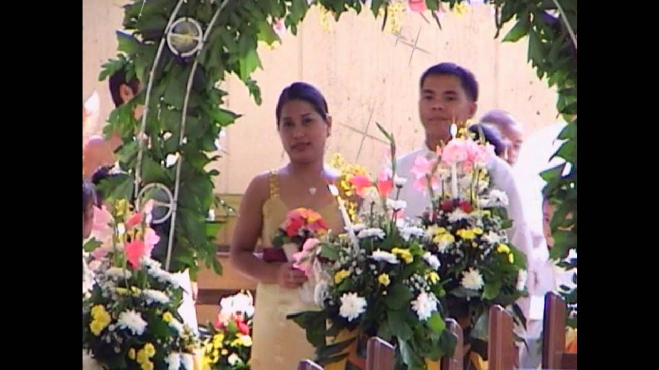 wedding ceremony traditional philippine wedding