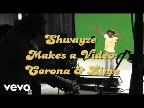 Shwayze - Corona and Lime (Making of)