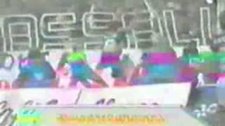 Gol de Batistuta a Flamengo (Boca 3-Flamengo 0 08-05-91)