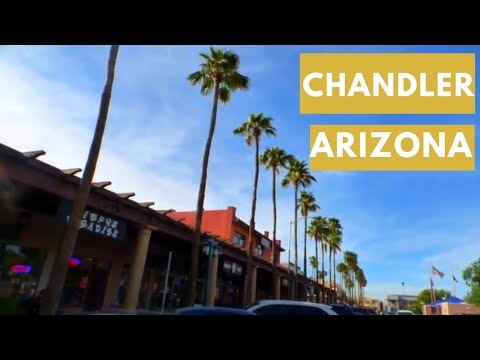 Chandler, Arizona | Living in Arizona