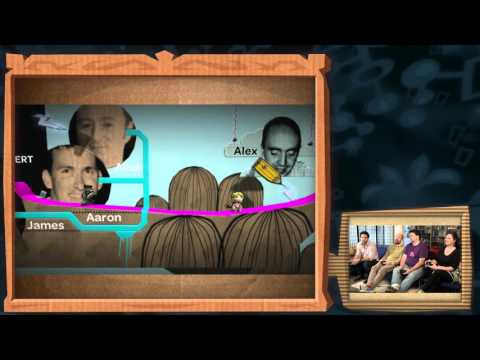 """Devs Play S2E05 · """"Little Big Planet"""" with Media Molecule and Tim Schafer"""