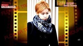 TAKARAZUKA FLOWER TROUPE 2014.2.1撮影.