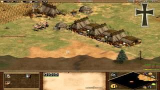"""Age of Empires II - Genghis Khan - Misión 2: """"Una vida de venganza"""""""