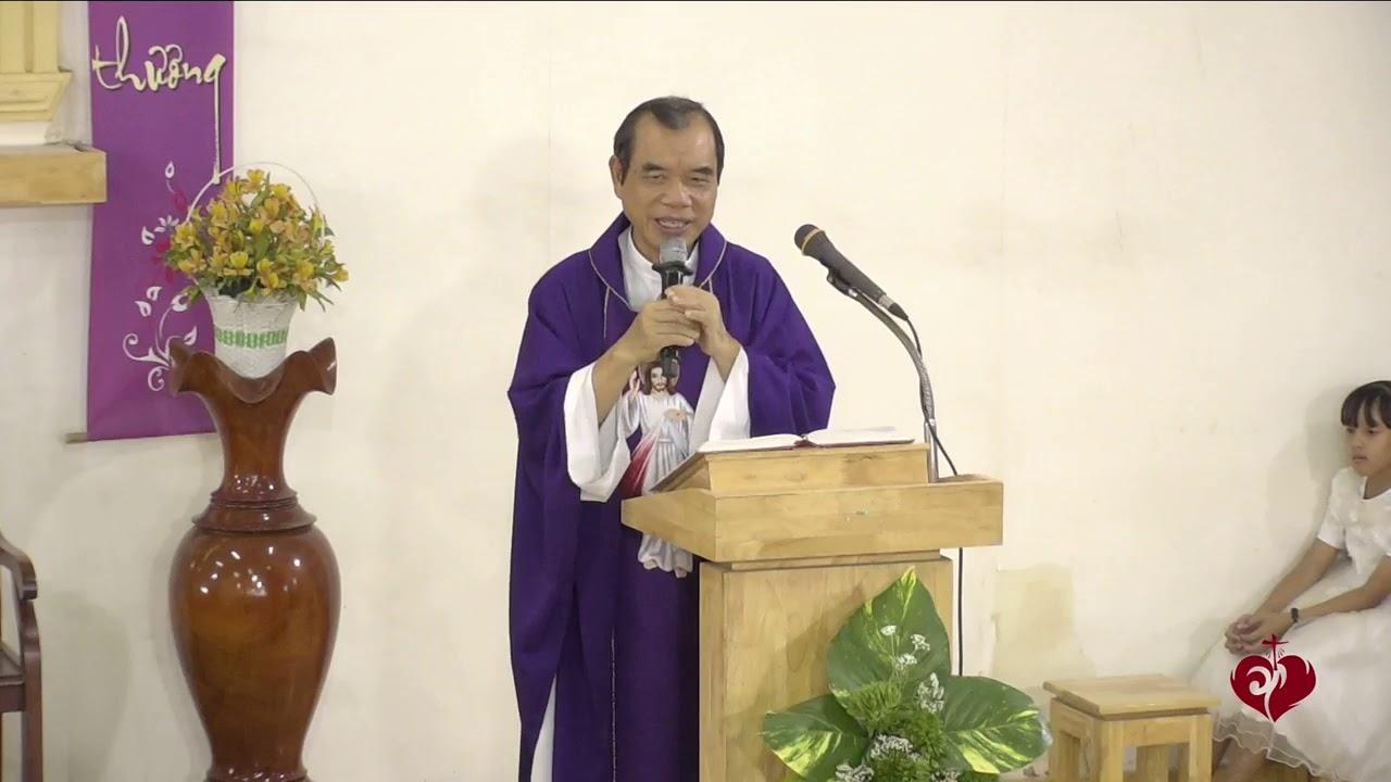 Phép Lạ Lòng Thương Xót Chúa ngày 27/3/2019 - Cha Long LCTX Tại Giáo Điểm Tin Mừng