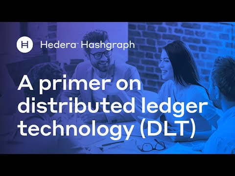 A primer on distributed ledger technology (DLT)