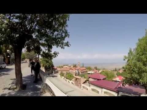 Georgia Travel 2015 Day 5-6 Alazani Valley